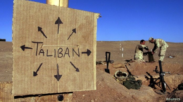 Taliban Link Progress in Afghan Peace Talks to Delisting of Top Leaders |  Voice of America - English