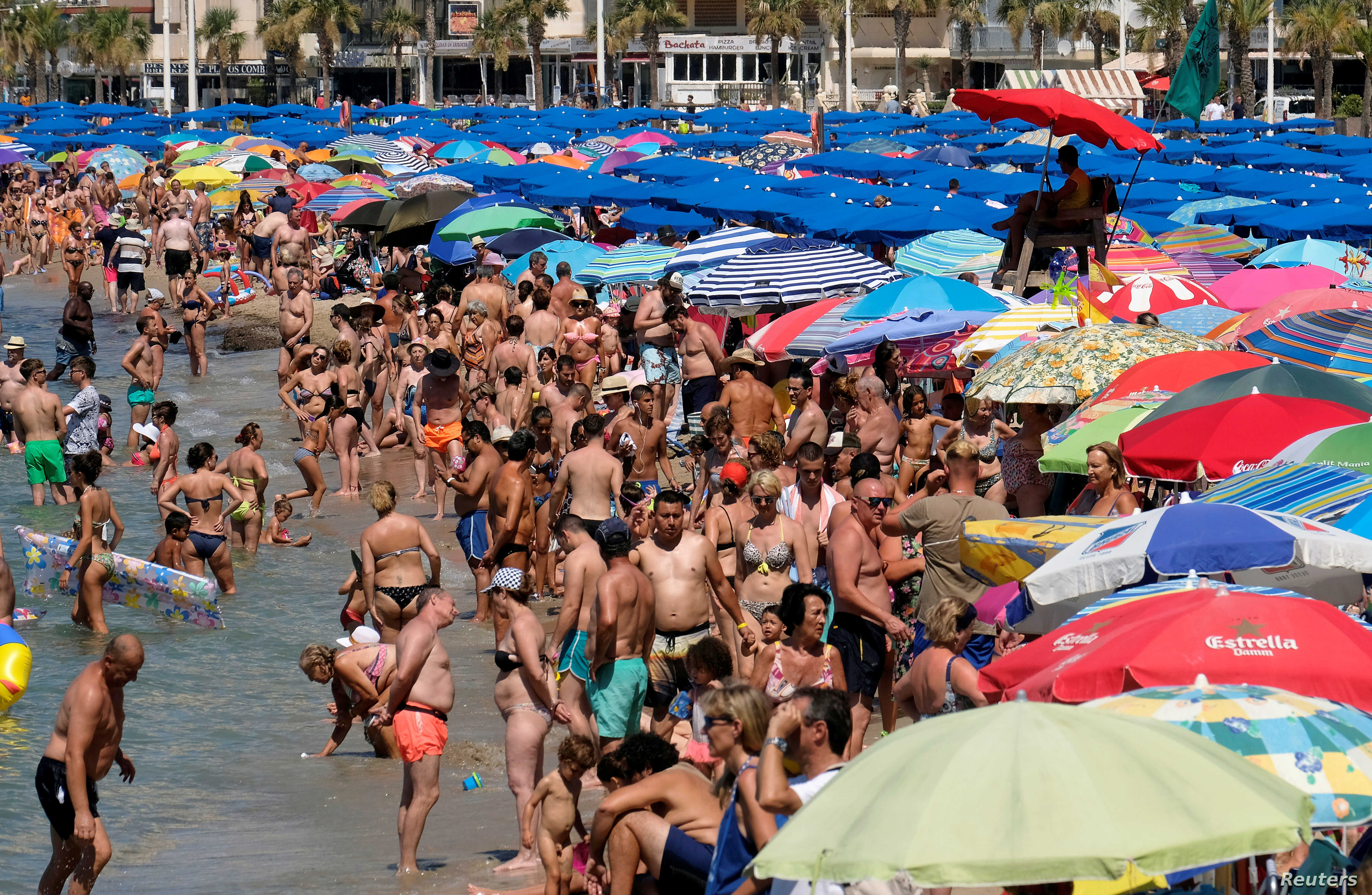Spain Looks To A New Kind Of Tourism After Covid 19 Voice Of America English