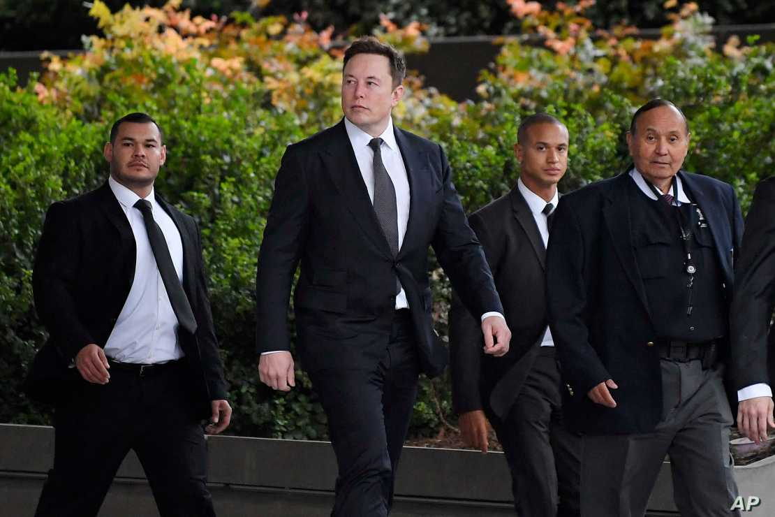 Attorney Suggests $190 Million Damages in Elon Musk Lawsuit | Voice of  America - English