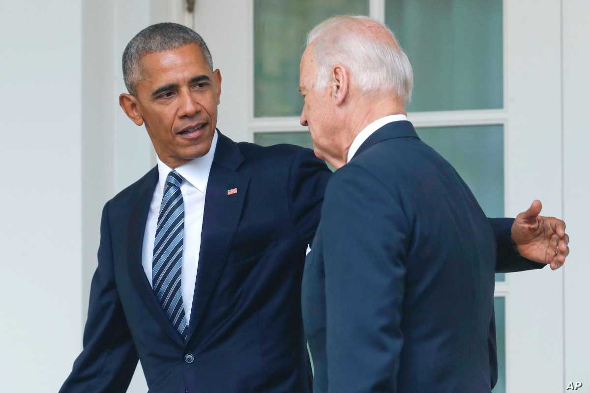 Obama Endorses Biden, Says 'Country's Future Hangs on This Election'    Voice of America - English