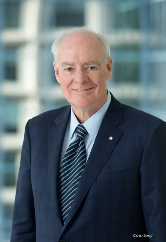 Perrin Beatty, President and CEO of the Canadian Chamber of Commerce
