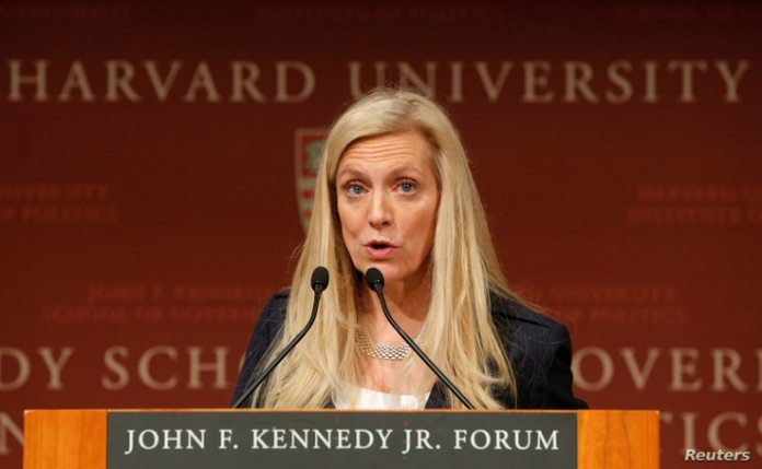Federal Reserve Director Lael Brainard (Lael Brainard) delivered a speech at Harvard University's John F. Kennedy School of Government...