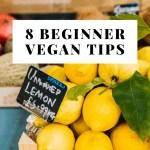 8 Beginner Vegan Tips