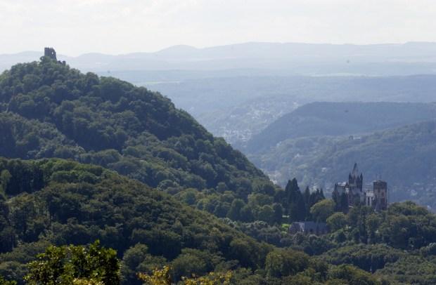Blick vom Petersberg  - Foto_ Tourismus & Congress GmbH Region Bonn