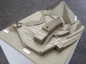 Modell Drachenfels