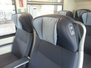 1.Klasse Sitz IC2