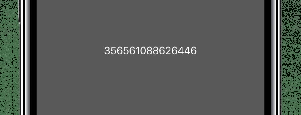 วิธีตรวจสอบ iPhone ในหมายเลขซีเรียลและ IMEI บนเว็บไซต์อย่างเป็นทางการของ Apple
