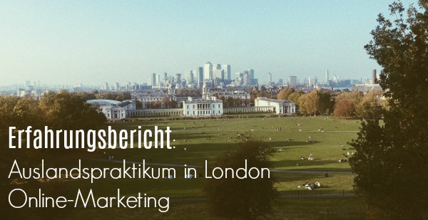 Auslandspraktikum im Online-Marketing