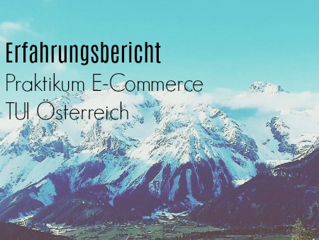 Praktikum im E-Commerce in Österreich