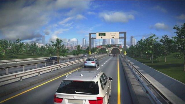 3 Katlı Büyük İstanbul Tüneli Projesi'nin güzergahı için çalışmalar başlıyor