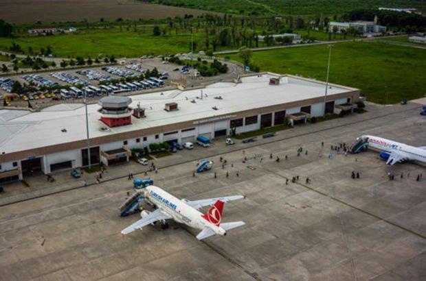 Samsun Çarşamba Havalimanı, Samsun