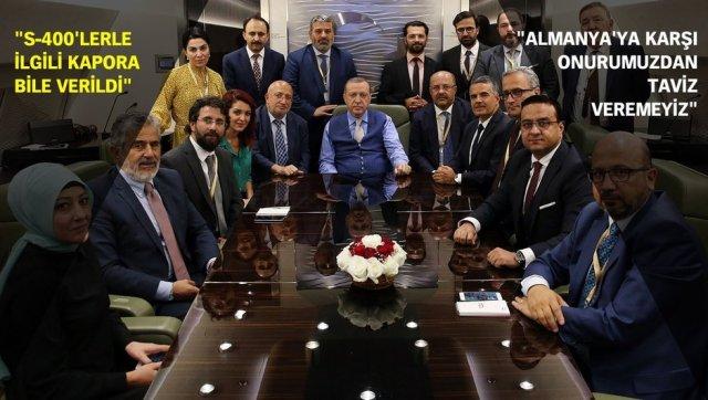Cumhurbaşkanı Recep Tayyip Erdoğan Esed Kazakistan  Astana Görüşmeleri Almanya FETÖ