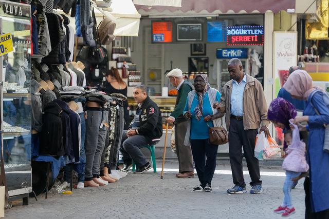 """Egeli """"Afro-Türkler"""" Türkiye sevgisini yüreklerinde taşıyor"""