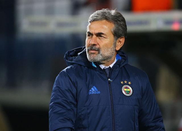 Fenerbahçe'de Aykut Kocaman'a büyük tepki
