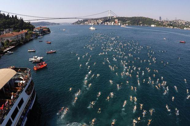 30. Boğaziçi Kıtalararası Yüzme Yarışı ile ilgili görsel sonucu