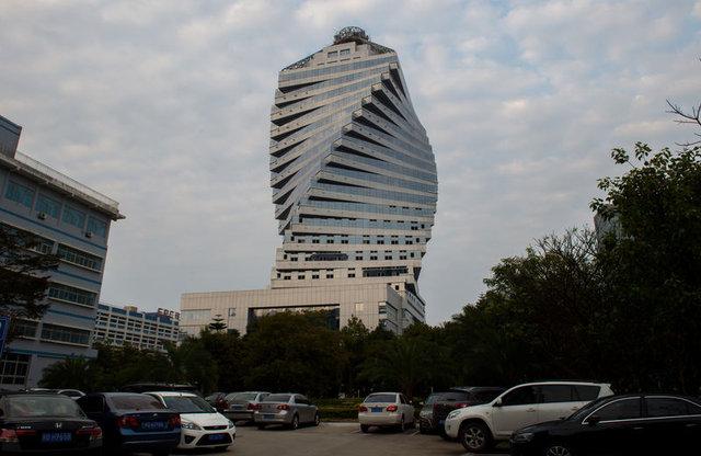 Dünyanın en ilginç mimariye sahip binaları