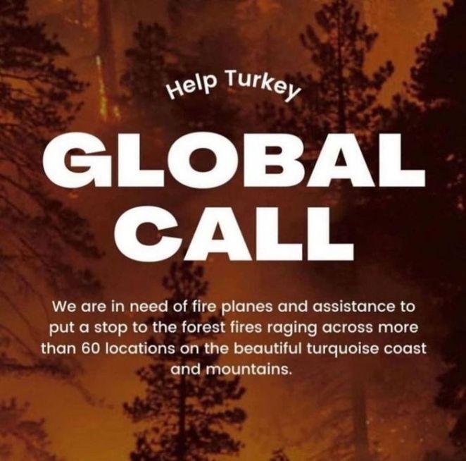 Help Turkey ne demek? Global Call (Help Turkey) nedir, ne anlama geliyor? 14