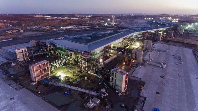 Турция построила самый большой аэропорт в мире