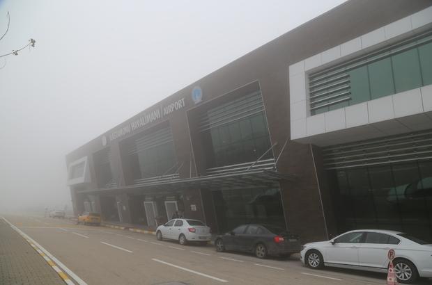 Kastamonu'da hava ulaşımına sis engeli ile ilgili görsel sonucu