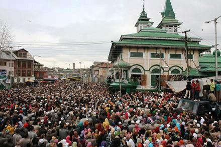Aishmuqam Shrine in Anantnag