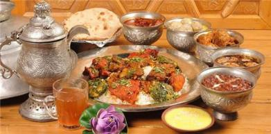 Image result for image of dish of jammu and kashmir
