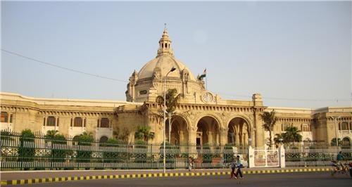 Image result for lucknow vidhan sabha image
