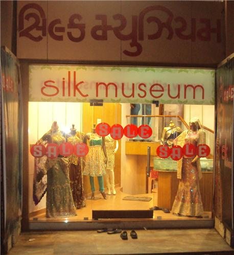Silk Museum Surat Shopping Surat Silk Museum About Silk