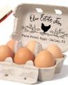Egg Carton Stamp Custom Stamp Small Farm Owner Gift Fresh Etsy