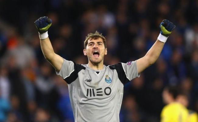 Real Madrid And Spain Legend Iker Casillas Rushed To