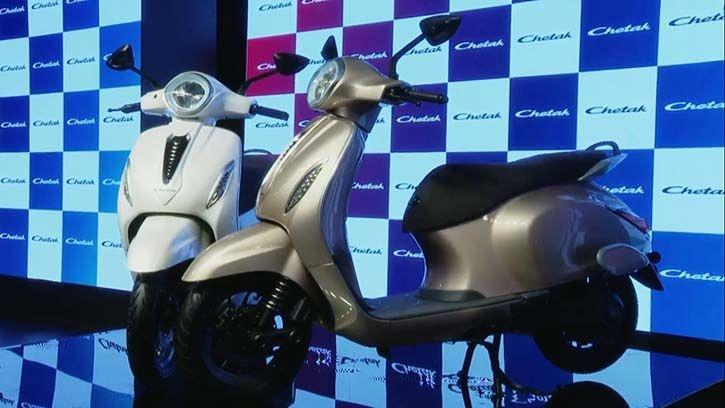 bajaj electric chetak urbanite 1571210130 - Bajaj Auto launches Chetak electric scooters, Check features, price & specifications
