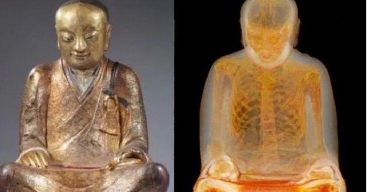 monk in buddha