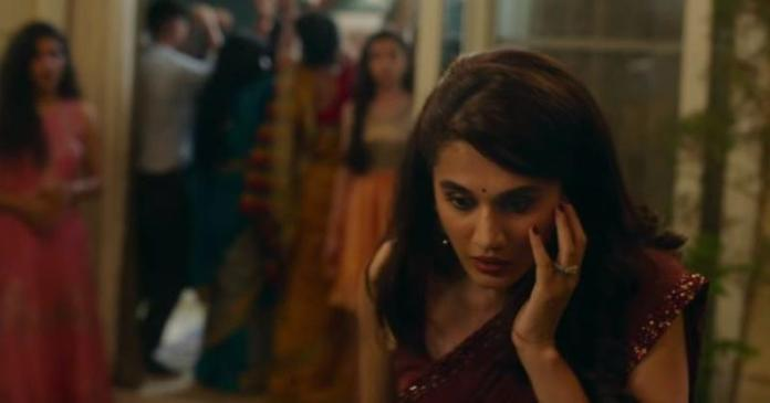The Trailer Of Taapsee's 'Thappad' Is A Tight Slap On Every Kabir Singh's  Face, Says Netizens!