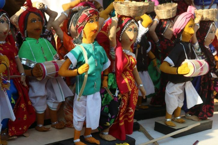 Jhabua Tribal Doll