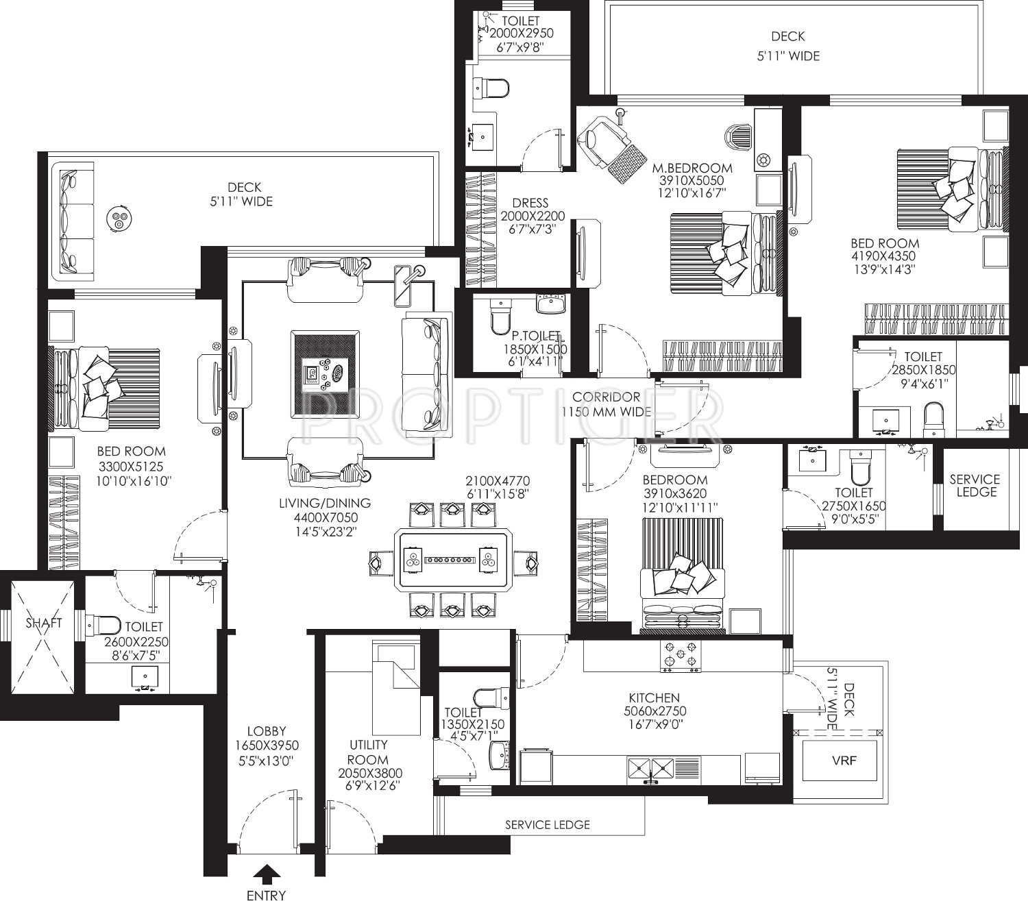 Commercial Bank Layout Floor Plan