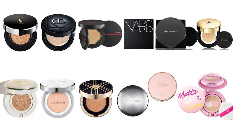 「氣墊粉餅」完整推薦!YSL、迪奧、植村秀、嬌蘭、M.A.C、NARS…最強底妝一次看 | 玩美妝容 | 美妝保養 | udnSTYLE