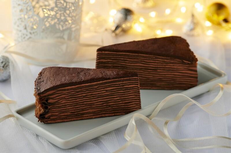 全聯 X Hershey's超強聯名再一波!醇黑巧克力千層、巧克力派......4款巧克力新品太邪惡 | Marie Claire 美麗佳人
