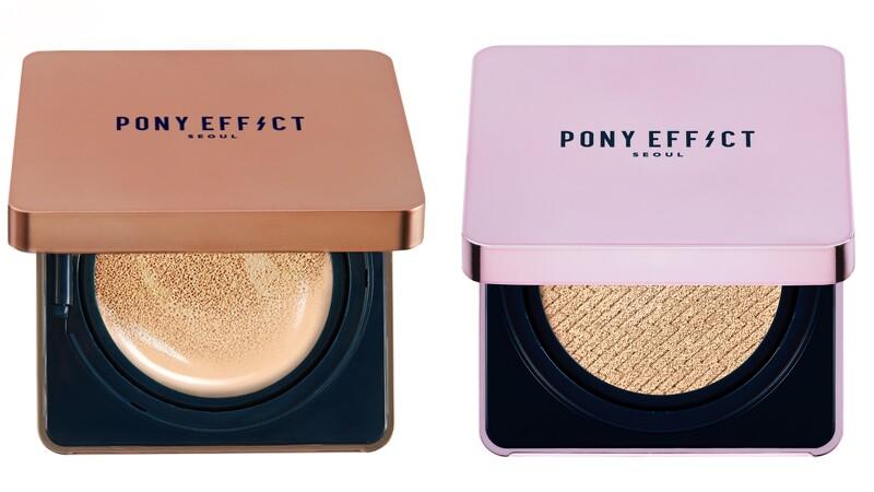 PONY EFFECT 2020全新氣墊「小紫盒」極水透光氣墊粉餅,一拍爆水, 二拍打造韓妞水透光圈肌,還降價與韓國零價 ...