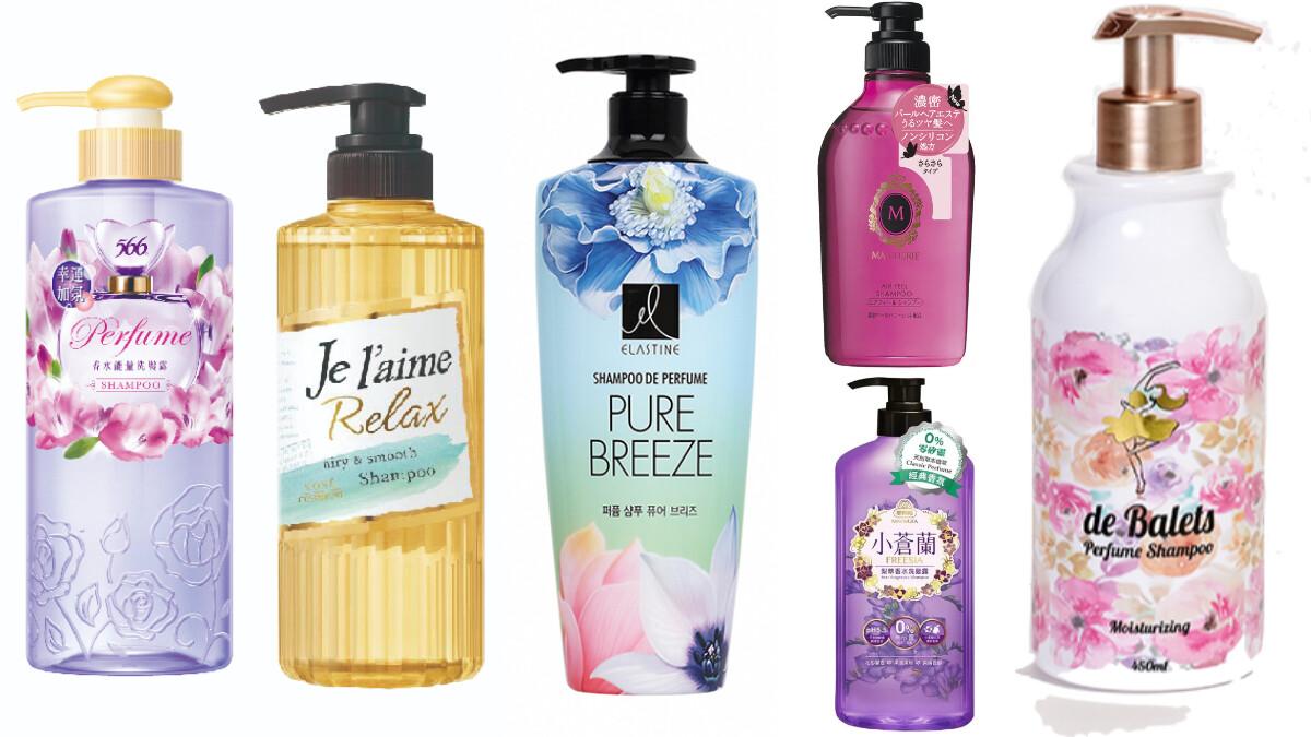 美麗佳人也推薦deBalets香水洗髮精 | deBalets小巴黎香水洗髮精|回頭率98.8%髮香-臺灣官方網站