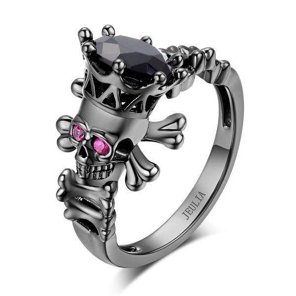 21 Alternative Wedding Rings Misfit Wedding