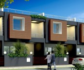 row house images
