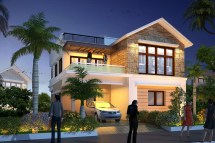 2553 Sq Ft 3 Bhk 3t Villa In Subishi Developers