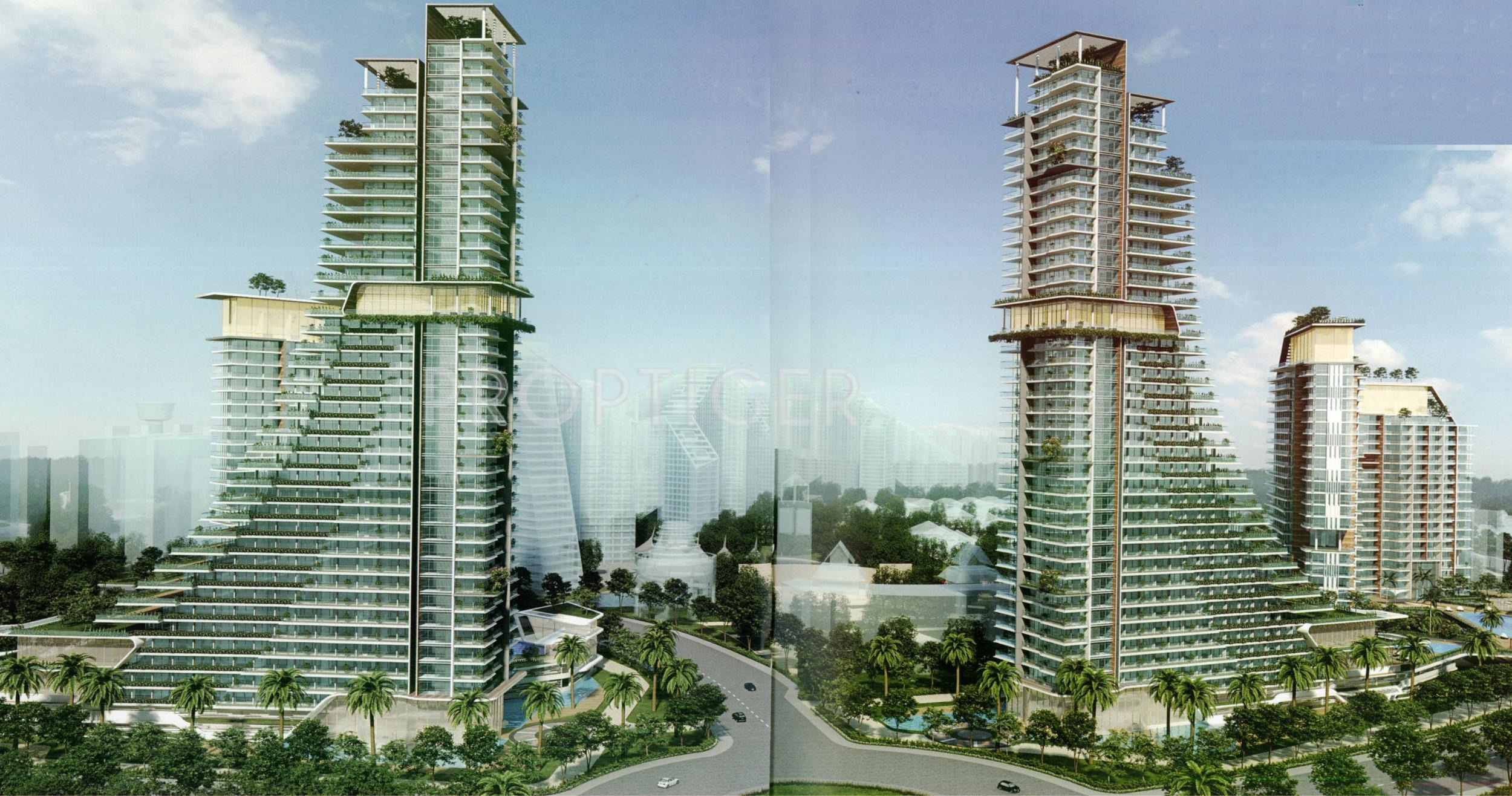 Amanora Gateway Towers I In Hadapsar, Pune