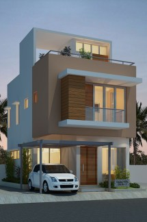Headway Fortune Residency Villa In Perungalathur Chennai