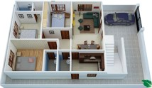 1200 Sq Ft. House Plans