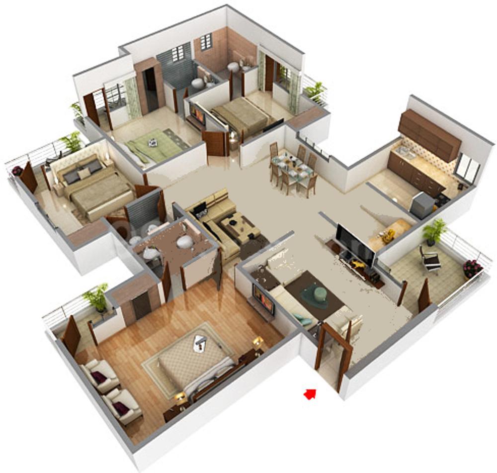 modern house plans under 2000 square feet