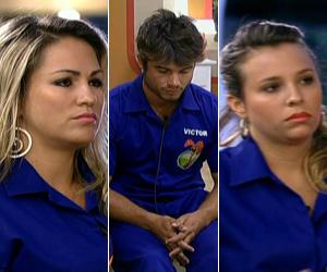 Angelis, Ísis e Victor estão na Roça tripla; saiba tudo sobre a prova mais importante da temporada