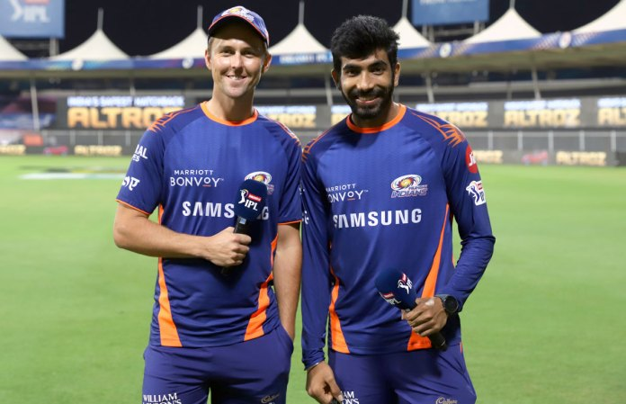 IPL 2020 Turning Point: Boult-Bumrah's opening spell - Rediff Cricket