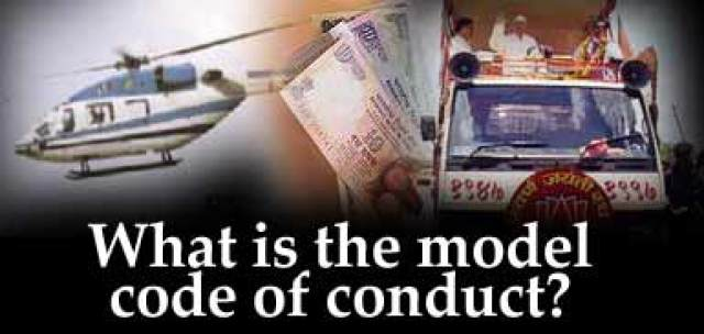 Image result for model code of conduct india