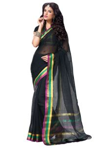 Refreshing Cotton Sarees That Look Good on Any Occasion