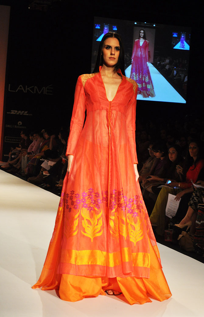 A Rahul Mishra collection